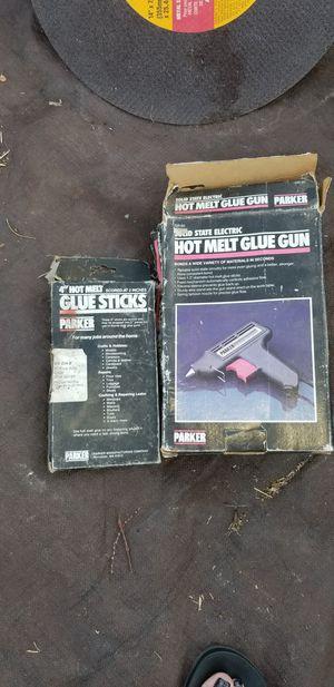 Glue gun and glue sticks for Sale in San Marcos, CA