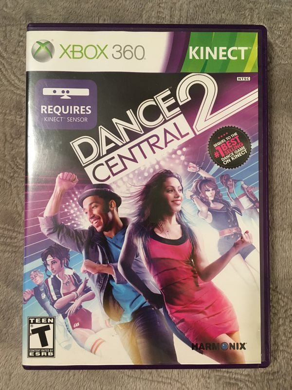 Just Dance 3 & Dance Central 2 xbox 360 Kinect video games for Sale in  Thomasville, NC - OfferUp