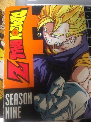Dragon ball z season 9 full DVD set for Sale in Woodbridge, VA
