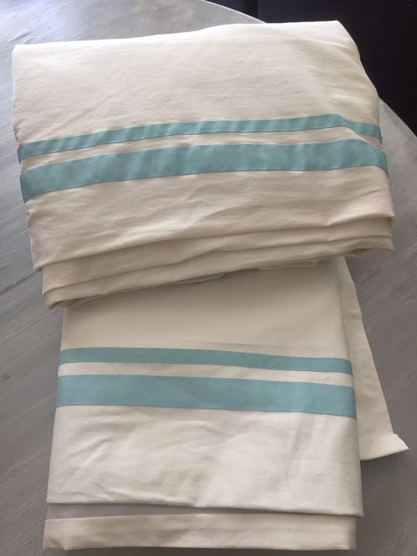 Pottery Barn Black Out Curtains For Sale In Rancho