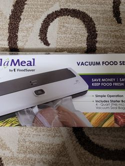 Sealameal Vacuum Sealer for Sale in Hawthorne,  CA
