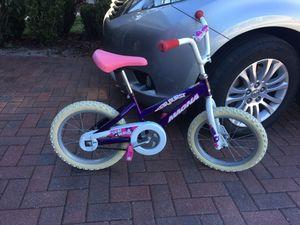 """Girl's 16"""" bike for Sale in Lutz, FL"""