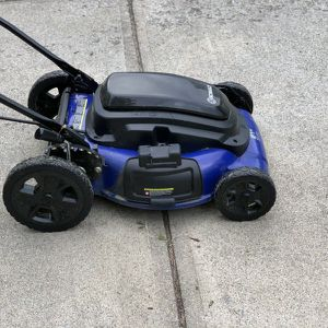 Kobalt 13-Amp 21-in Corded Electric Lawn Mower for Sale in West Hartford, CT