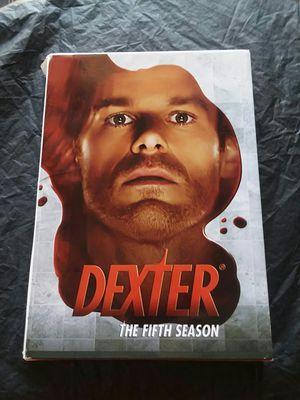 Dexter the fifth season dvd for Sale in Surprise, AZ