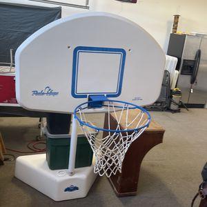 Pool Basketball Hoop From Leslies Pool for Sale in Murrieta, CA