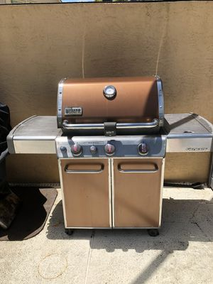 Weber Genesis bbq grill for Sale in Lake Worth, FL