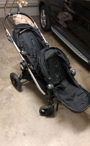 Twins stroller, baby jogger , city select for Sale in Frisco, TX