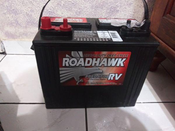 Group 24 RV marine battery brand new