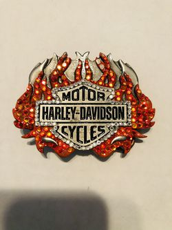 Harley Davidson Belt Buckle for Sale in Riverside, CA