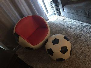 Soccer chair kid for Sale in Denton, TX