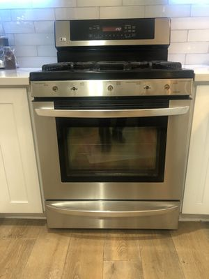 LG Gas Stove for Sale in Los Angeles, CA