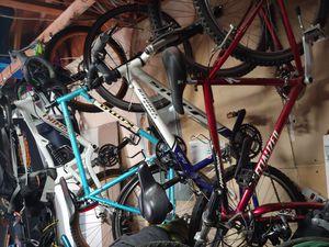 Blue Kona 62 cm road bike for Sale in Newberg, OR