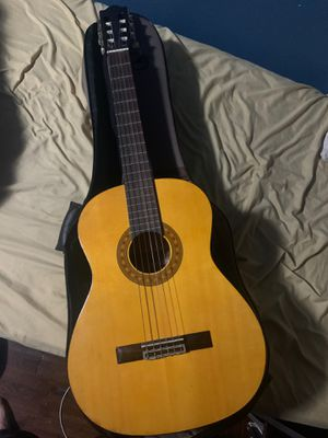 Northern acoustic guitar with seagull bag for Sale in Berkeley, CA
