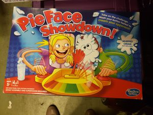 Pie Face & Hydrostrike for Sale in San Antonio, TX