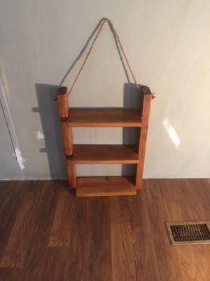 3 tier ladder shelf for Sale in Alexander Mills, NC