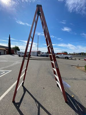 Werner 10' Step Ladder for Sale in Salida, CA