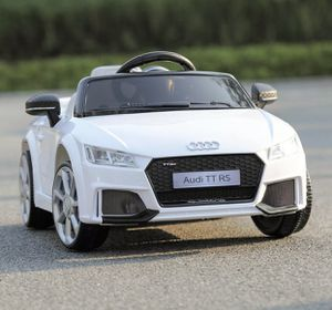 Power wheels, ride on toys, toy car, baby car, toddlers Electric kids car Audi TT RS 12V remote control for Sale in Hollywood, FL