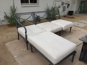 Patio couch for Sale in Tempe, AZ