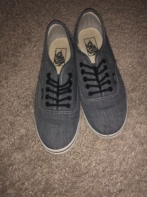 Vans shoes size women's 7,5 men's 6 for Sale in Greensboro, NC