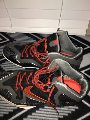 Nike Lebron 11 Shoes Size 12 616175-061 for Sale in Atlanta, GA