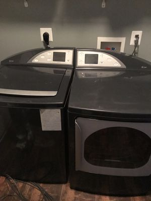GE Harmony washer and dryer for Sale in Aldie, VA