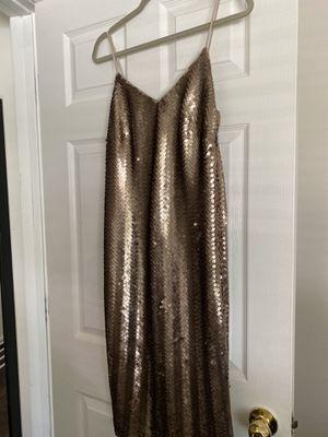 Elegant JCrew sequin slip dress -size 8 for Sale in Atlanta, GA