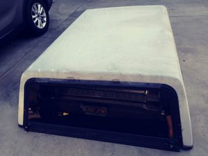 Toyota Tacoma Camper Shell for Sale in South Gate, CA
