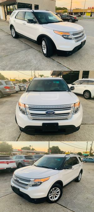 2015 Ford Explorer XLT 96k miles 3rd row Very Nice Open 7 days! Trades Welcome! for Sale in Largo, FL