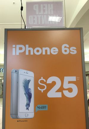 BRAND NEW IPHONE 6s FOR $25 for Sale in Orlando, FL