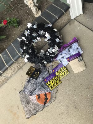 HALLOWEEN DECORATIONS for Sale in Huntington Beach, CA