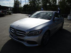 2016 Mercedes-Benz C-Class for Sale in Houston, TX