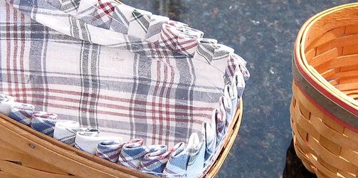 Collectible Longaberger Basket's and Liners for Sale in Redmond,  WA