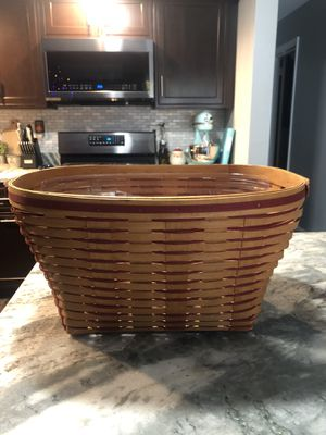 Large Longaberger Basket for Sale in Sewickley, PA