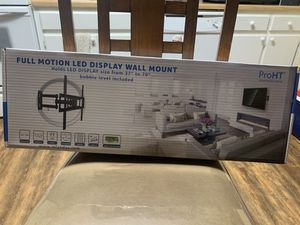 "Full Motion TV Mount! 37""-70"" for Sale in Amarillo, TX"