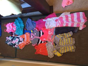 Baby girl clothes 18 months for Sale in Bellaire, TX