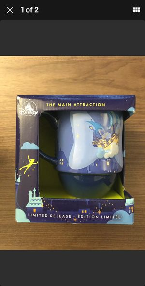 Disney Minnie Mouse: The Main Attraction Mug – Peter Pan's Flight for Sale in Cypress, CA