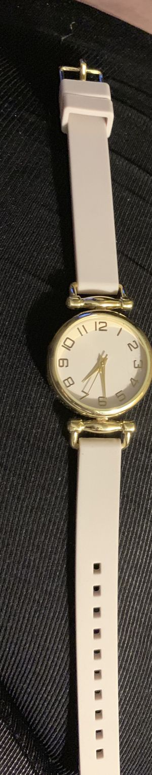 Pale pink watch for Sale in Waterloo, IA
