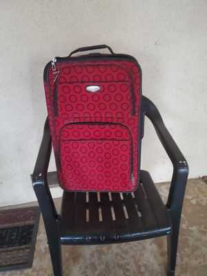 Backpack and suitcase both with handles and wheels for Sale in Sanger, CA