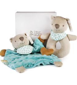 Baby Bear Security Blanket with Cute Stuffed Bear Baby Rattle. Ideal for Baby Boys and Girls. Super Soft for Newborns, Infants and Toddlers. for Sale in Ontario,  CA