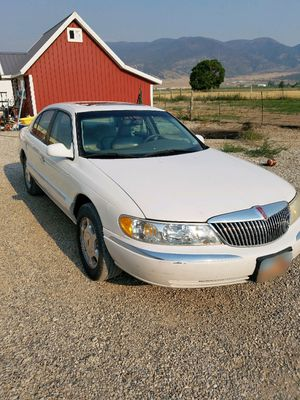 1999 Lincoln continental executive for Sale in Manti, UT