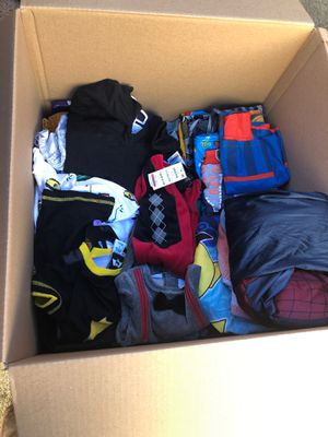 Kids boy clothes 10mos - 4yr mixed for Sale in Plano, TX