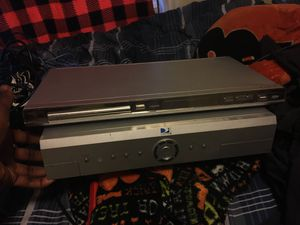 Philips DVD player and directv plus for Sale in Washington, DC
