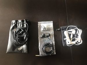 Brand New Earbud Sets for Sale in Redmond, WA