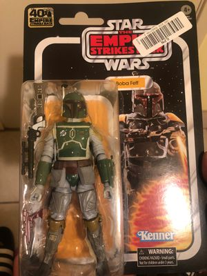 Boba Fett Kenner Empire Strikes Back Action Figure Toy Sealed for Sale in MONTGOMRY VLG, MD