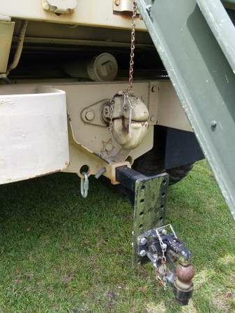 Military M35A3 Deuce M109
