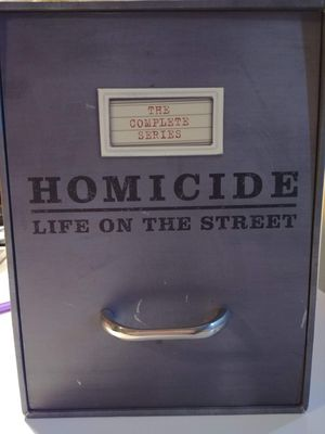 Homicide Life on the Street complete series DVD set for Sale in Lincolnia, VA