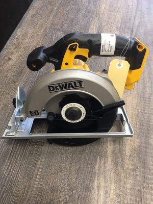 """Dewalt DCS393 20V 6-1/2"""" Circular Saw BRAND NEW for Sale in Lynn, MA"""