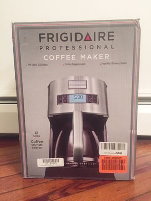 New in Box Frigidaire Professional Coffee Maker for Sale in Washington, DC