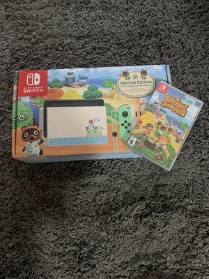 Animal Crossing Switch (New in box) for Sale in Pompano Beach, FL