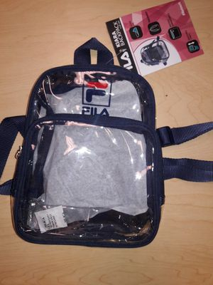Women FILA min backpack for Sale in Covington, GA